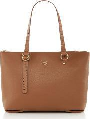 Nica , Nova Tote Bag, Tan
