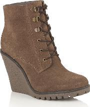 Ravel , Trinity Ankle Boots, Tan