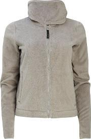 Bench , Difference Fleece Jacket, Grey