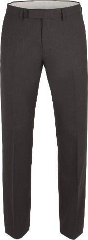 Racing Green , Men's  Foster Charcoal Trouser, Charcoal