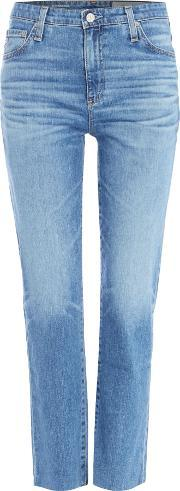 Ag Jeans , Isabelle Jean In 14 Years Daring, Denim Mid Wash