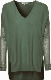 Alice & You , Long Sleeved Jumper, Green