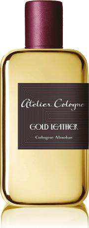 Atelier Cologne , Gold Leather Cologne Absolue 100ml