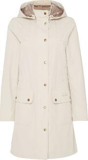 Barbour , Cloud Weather Comfort Jacket, Off White
