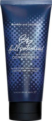 Bumble And Bumble , Full Potential Conditioner