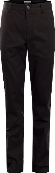 Calvin Klein Golf , Men's  Cotton Stretch Chino Trouser, Black