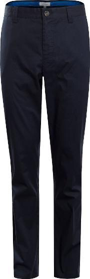 Calvin Klein Golf , Men's  Cotton Stretch Chino Trouser, Navy