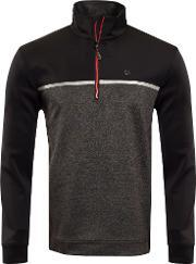 Calvin Klein Golf , Men's  Interstellar Tech Jumper, Black