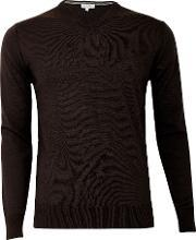Calvin Klein Golf , Men's  Merino Sweater, Black