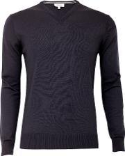 Calvin Klein Golf , Men's  Merino Sweater, Navy