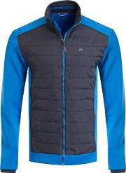 Calvin Klein Golf , Men's  Orbital Jacket, Blue