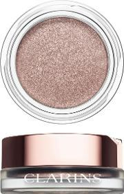 Clarins , Ombre Iridescent Eyeshadow, 05 Silver Pink