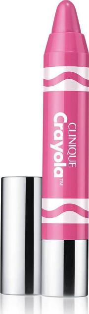 Clinique , Crayola Chubby Stick, Pink Sherbet