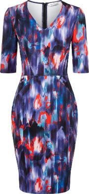 Damsel In A Dress , Dalice Dress, Multi Coloured