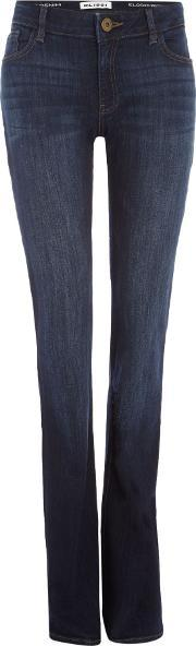 Dl1961 , Elodie Bootcut Jean In Pulse, Denim Mid Wash