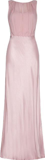 Ghost , Claudia Dress, Pink