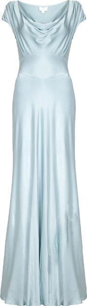 Ghost , Fern Dress, Light Blue