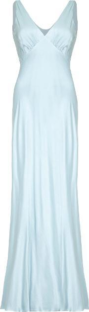 Ghost , Pearl Dress, Light Blue