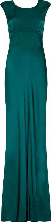 Ghost , Salma Dress, Green