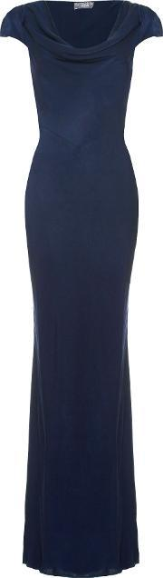Ghost , Salma Dress, Navy