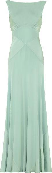 Ghost , Taylor Dress, Green