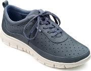 Hotter , Gravity Active Shoes, Blue