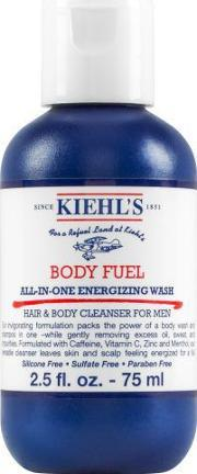 Kiehls , Body Fuel All-in-one Wash 75ml
