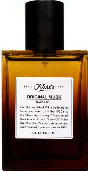 Kiehls , Musk Eau De Toilette Spray 50ml