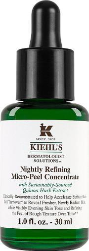 Kiehls , Nightly Refining Micro-peel Concentrate