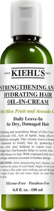 Kiehls , Olive & Avocado Leave-in Oil-in-cream