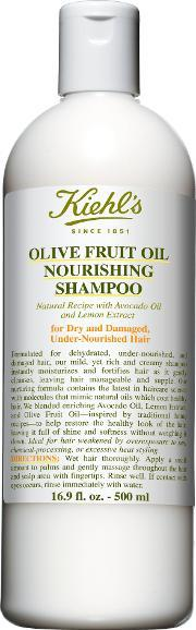 Kiehls , Olive Fruit Oil Nourishing Shampoo