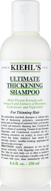 Kiehls , Ultimate Thickening Shampoo 250ml