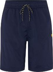 Lyle And Scott , Men's  Sports Running Shorts, Navy