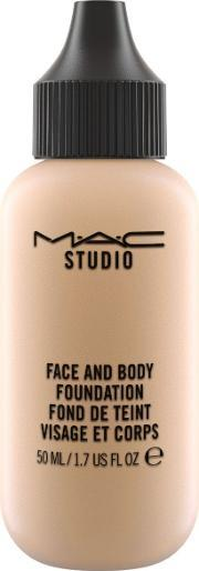 Mac , M A C Studio Face And Body Foundation 50 Ml, C5