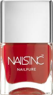 Nails Inc , Nail Pure 6 Free Tate Nail Polish