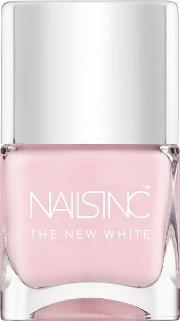 Nails Inc , The New White, Lilly Road