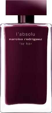 Narciso Rodriguez , For Her L`absolu Eau De Parfum 30ml
