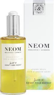 Neom , Energy Burst Bath & Shower Drops 10ml