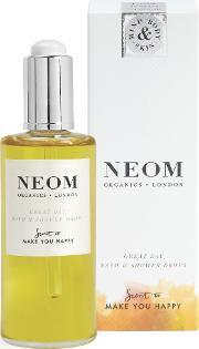 Neom , Great Day Bath & Shower Drops 100ml