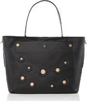 Nica , Heidi Large Tote Bag, Black