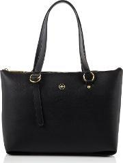 Nica , Nova Tote Bag, Black