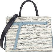 Nica , Selma Large Grab Tote Bag, Multi Coloured