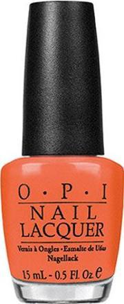 Opi , Nail Lacquer 15ml, Hot & Spicy