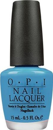 Opi , Nail Lacquer 15ml, No Room For The Blue