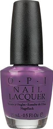 Opi , Nail Lacquer 15ml, Purple With A Purpos
