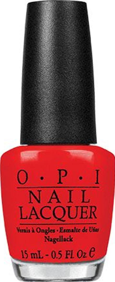 house of fraser opi nail lacquer 15ml red my fortune cooki nail polish. Black Bedroom Furniture Sets. Home Design Ideas