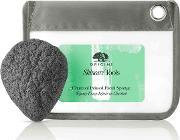 Origins , Exclusive Charcoal Infused Facial Sponge
