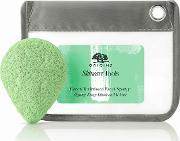Origins , Exclusive Green Tea Infused Facial Sponge