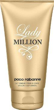 Paco Rabanne , Lady Million Body Lotion 150ml