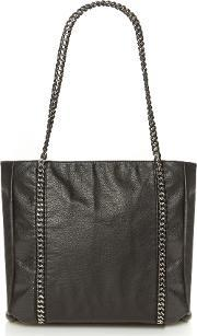 Pieces , Mercy Tote Bag, Black